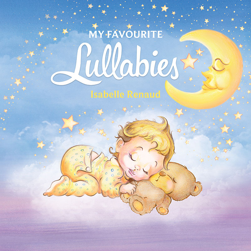 itunes cover Lullabies-small